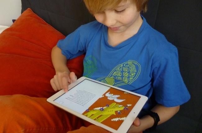 "Daktylos Media: Crowdfunding für die Kinderbuch-App ""Meta Morfoss"""