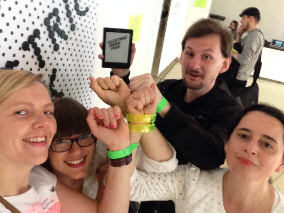 EBF selfie Startschuss Juni 2014