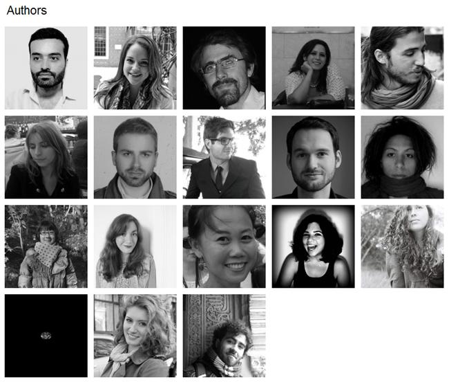 International Short Story Project: Crowdpublishing with an international twist