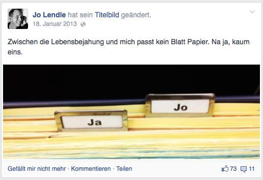 Jo Lendle: Virenschleuder in der Schwergewichtsklasse der deutschen Verlagslandschaft