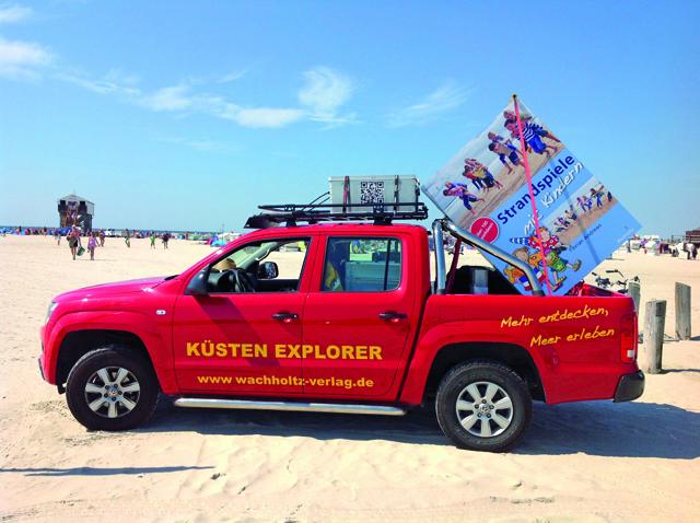 Wachholtz Verlag: Die Küstenexplorer-Tour