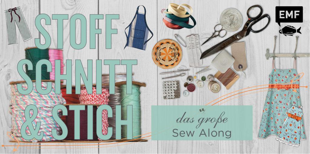 Stoff, Schnitt & Stich – das große Sew Along