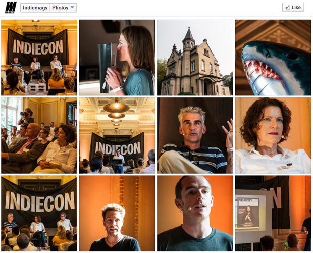INDIECON 2014