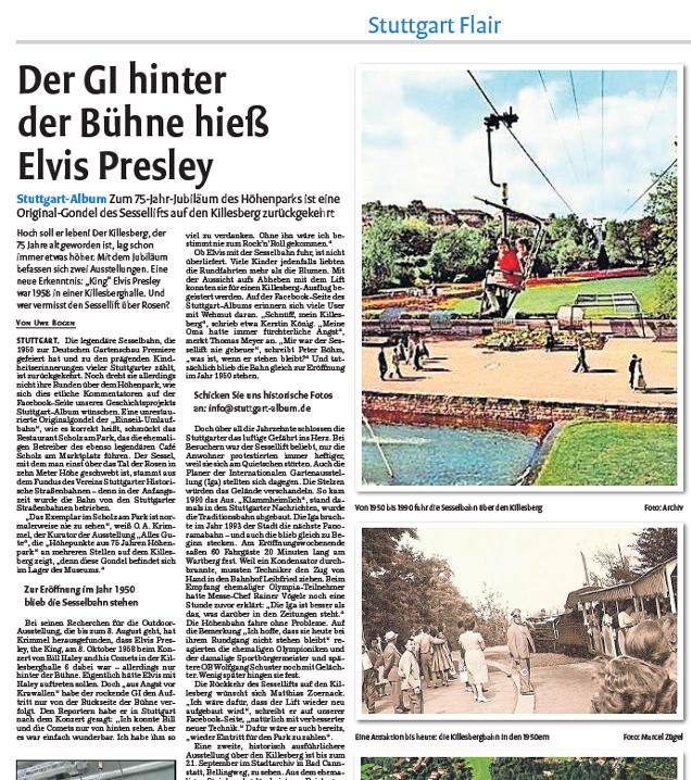 Stuttgart-Album: Crowdsourcing-Projekt zur Stadtgeschichte