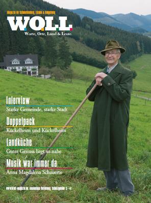 WOLL - Worte, Orte, Land und Leute