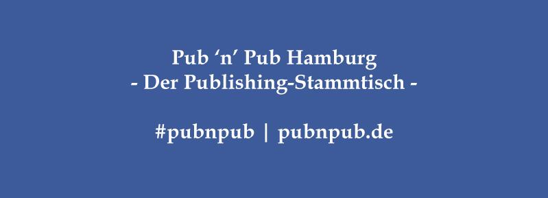 #pubnpub Hamburg