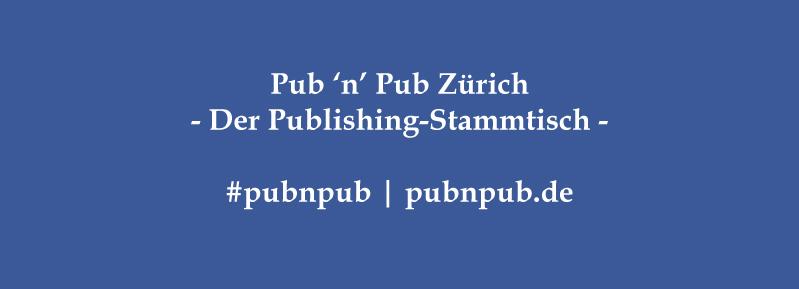 #pubnpub Zürich