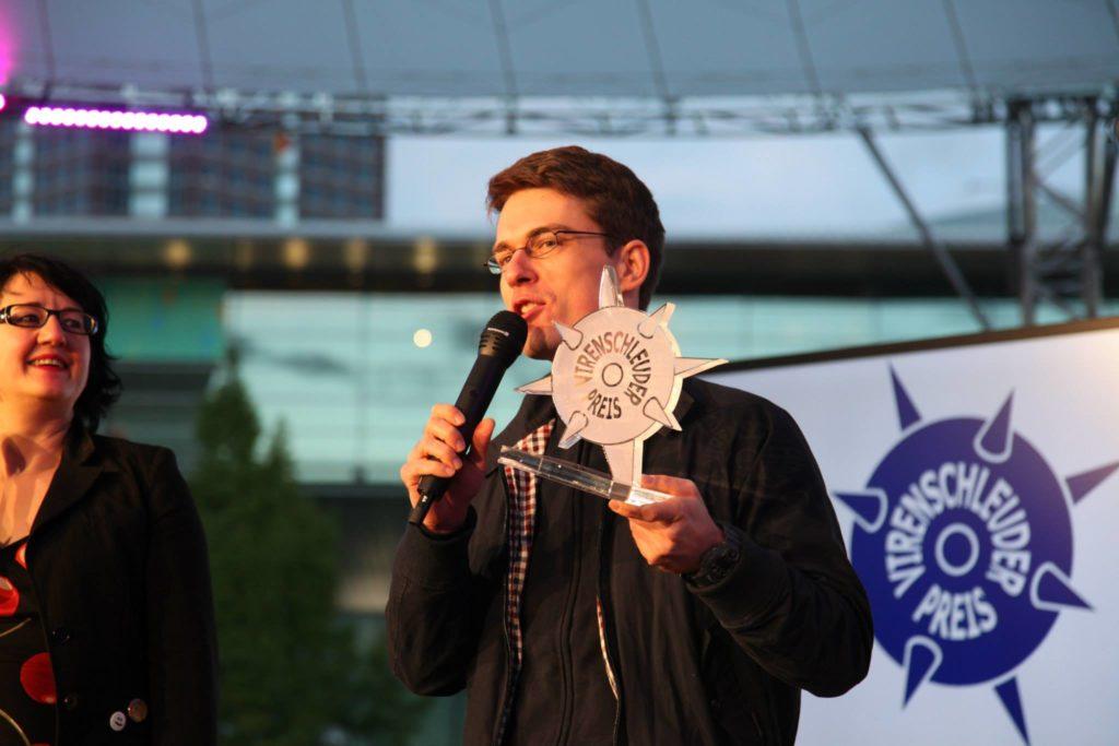 Fotos: Virenschleuder-Preisverleihung 2013