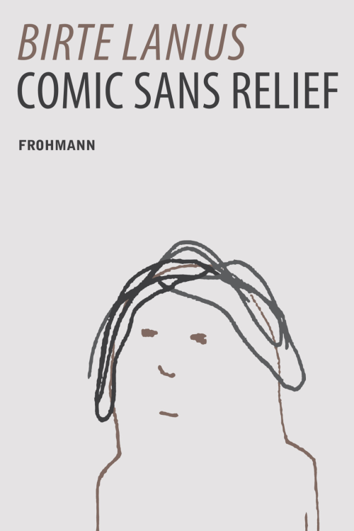 E-Book (mobi) 'Comic Sans Relief' von Birte Lanius
