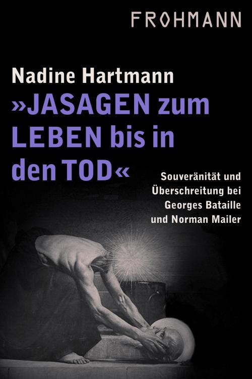 E-Book (mobi) 'Jasagen zum Leben bis in den Tod' von Nadine Hartmann