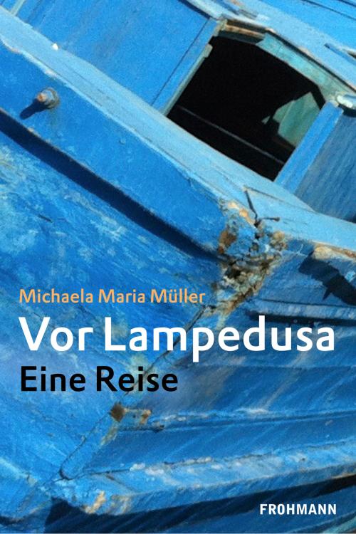 E-Book (ePub) 'Vor Lampedusa' von Michaela Maria Müller