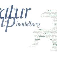 Literaturcamp Heidelberg 2020