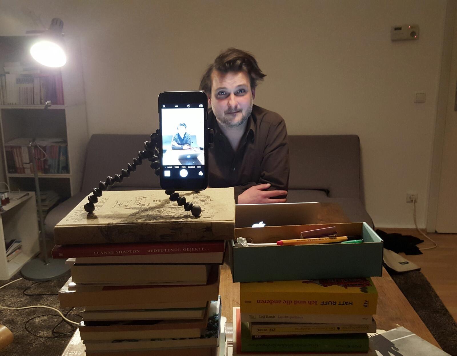 livestream_selfie