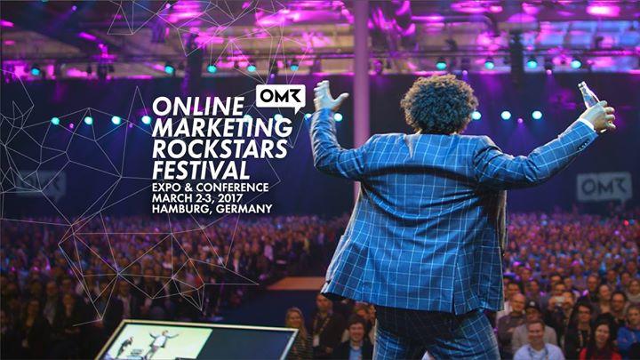 Online Marketing Rockstars Festival 2017