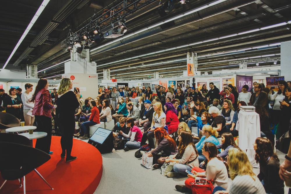 ORBANISM SPACE // Offizieller Digitaltreffpunkt der Frankfurter Buchmesse