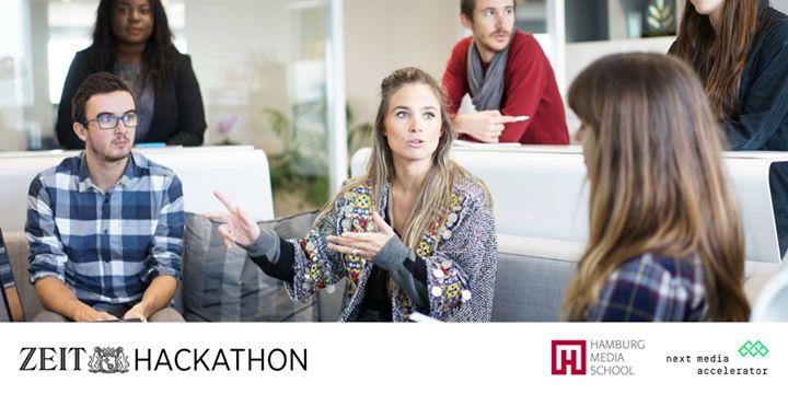 """ZEIT Hackathon """"Die Zukunft der Bildung"""""""