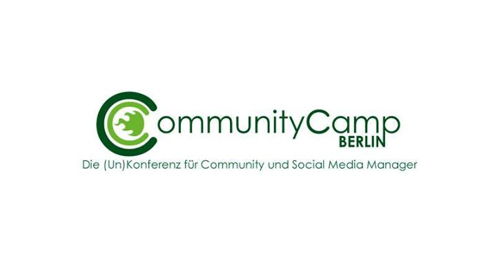 CommunityCamp Berlin 2017