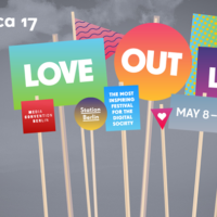 Love out Loud! re:publica 2017