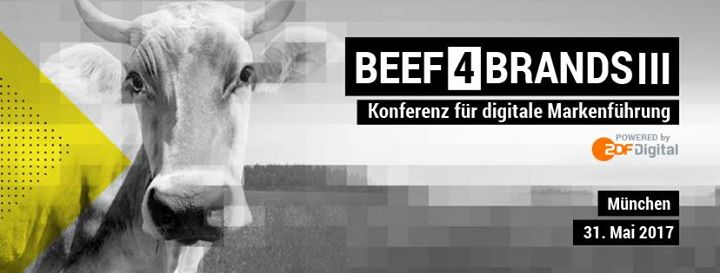 BEEF4BRANDS III - Konferenz für digitale Markenführung