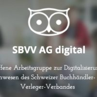 3. Treffen der SBVV AG digital #openaccess