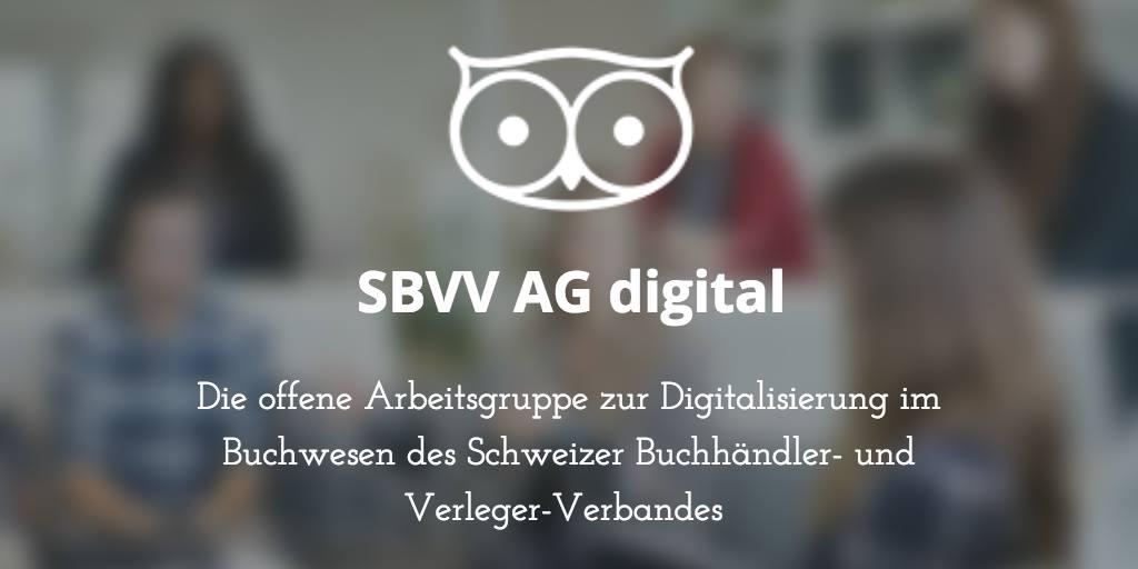 3. Treffen der SBVV AG digital #openaccess