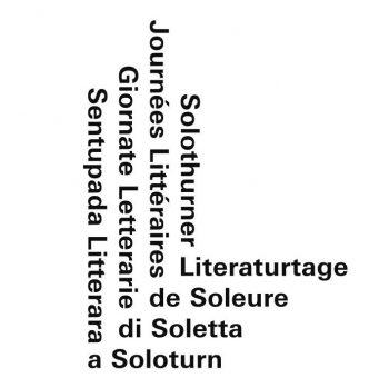39. Solothurner Literaturtage / Journées Littéraires de Soleure