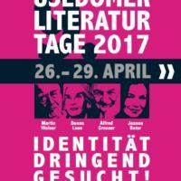 Usedomer Literaturtage 2017