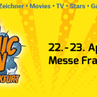 German Comic Con Frankfurt 2017