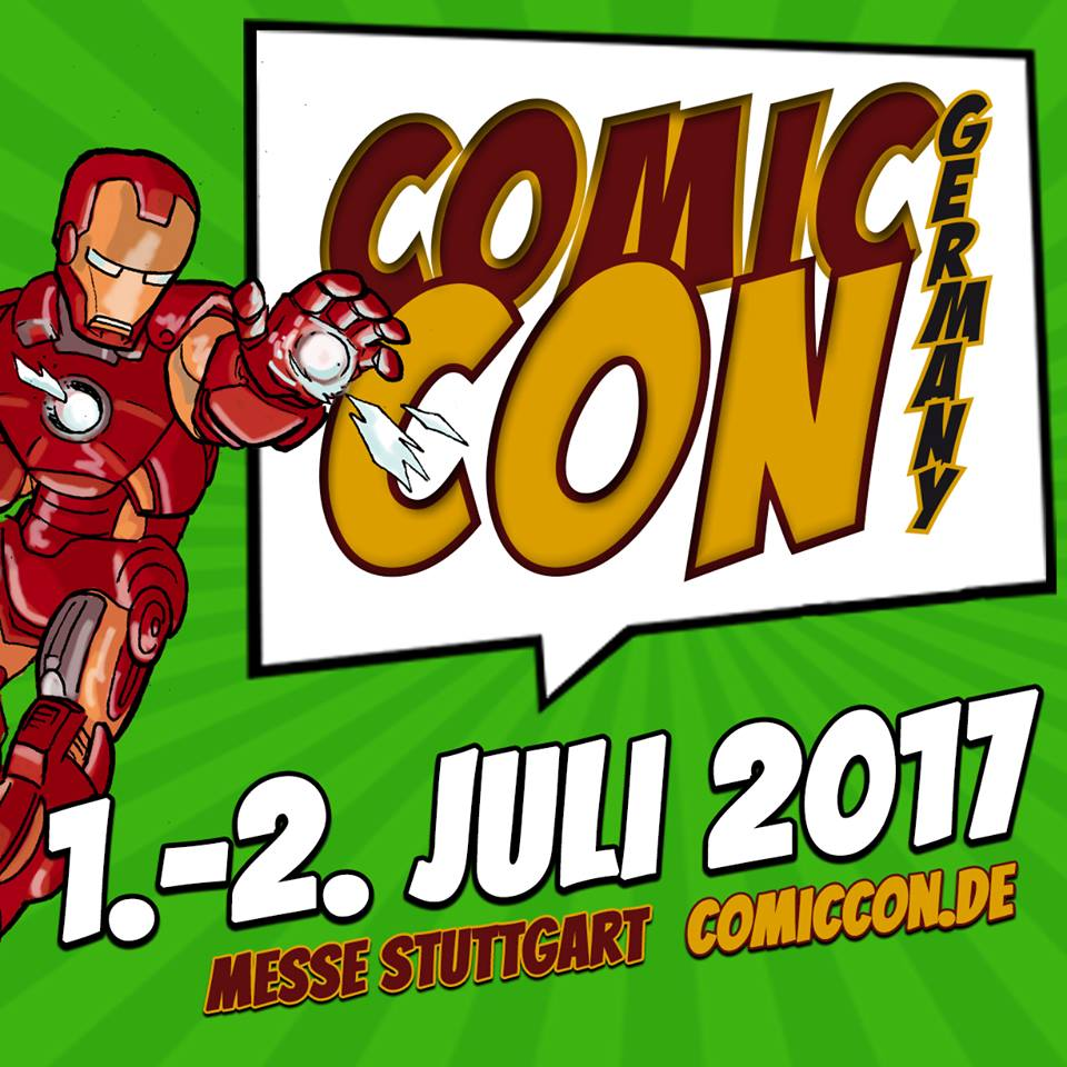 Comic Con Germany 2017