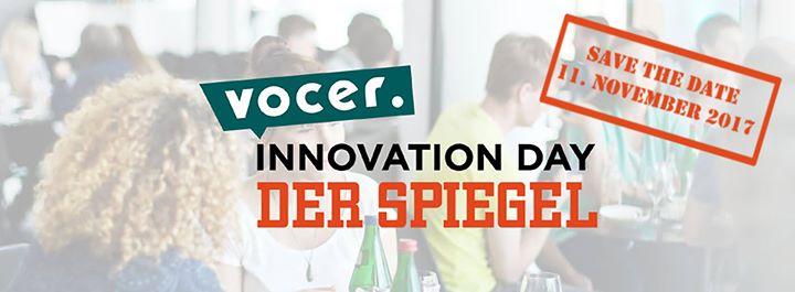 VOCER Innovation Day 2017 im SPIEGEL-Haus