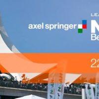 Axel Springer NOAH Berlin 2017