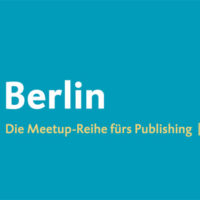 18th #pubnpub Berlin – International Networking with BookMachine and the Frankfurt Fellows