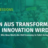 New Work Sessions - Wolfsburg // Wenn aus Transformation Innovation wird