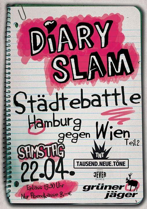 Diary Slam Länderbattle Deutschland vs. Österreich, Teil 2