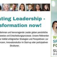 Innovation Summit 2016 // Women Speaker Foundation