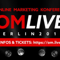 OMLIVE Online Marketing Konferenz 2017