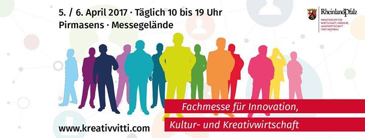 KREATIVVITTI 2017 - Messe für Innovation, Kultur- und Kreativwirtschaft
