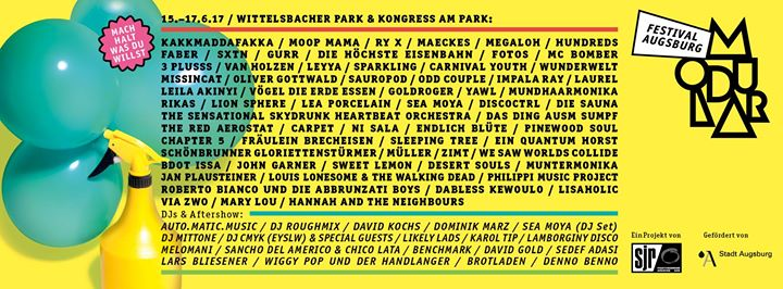 Modular Festival 2017