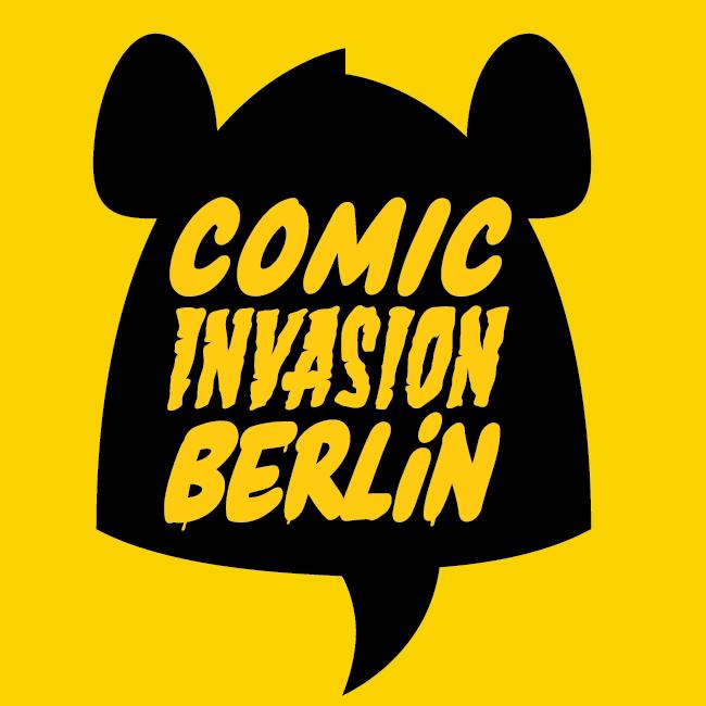 COMICINVASIONBERLIN 2017 // Das Berliner Comics Festival