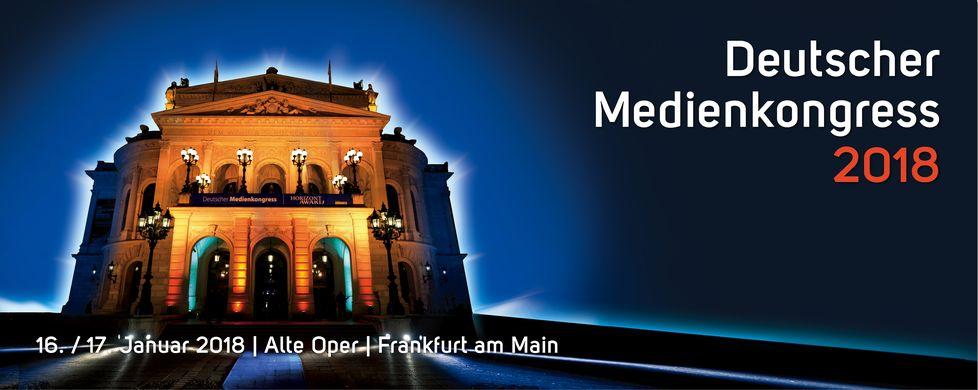 Deutscher Medienkongress 2018