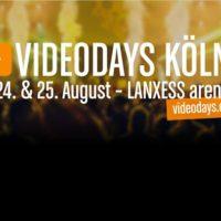 VideoDays 2017 Köln // Europas größtes YouTuber-Treffen