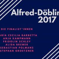 Alfred-Döblin-Preis 2017