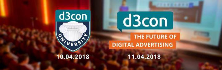 d3con 2018 // Zukunft der digitalen Werbung