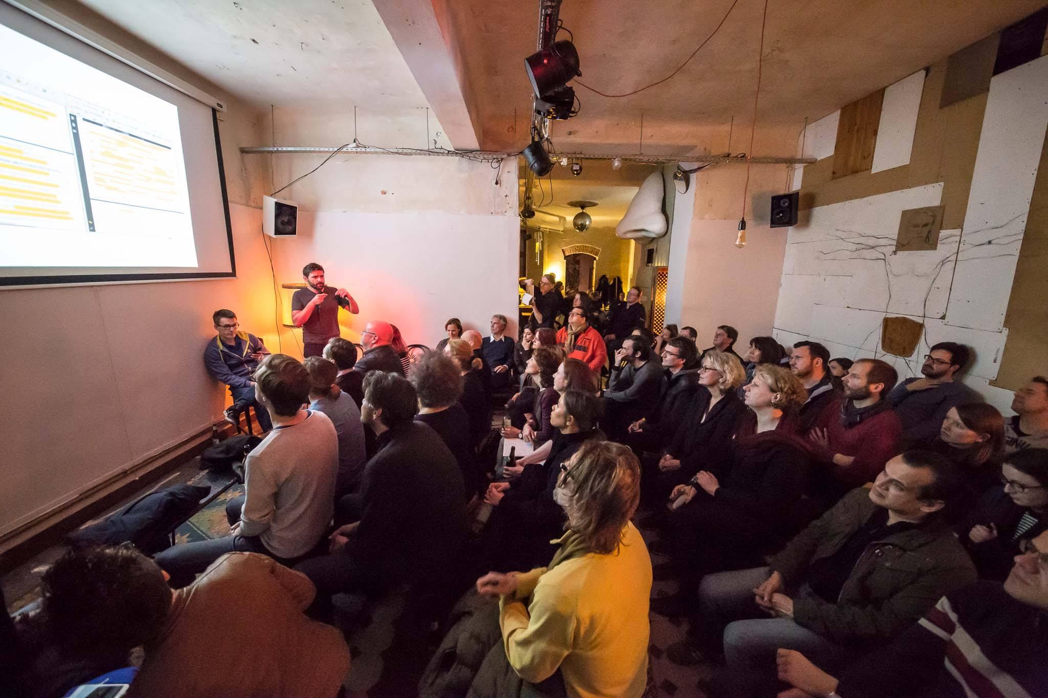 22. #pubnpub Berlin mit Thomas Schwenke – Recht: Was Buch- und Blogautoren wissen müssen