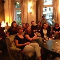 """3. #pubnpub Berlin - """"Über das Verleger-Sein"""" mit Elisabeth Ruge (Hanser Berlin)"""