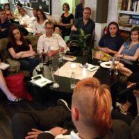 9. #pubnpub Berlin - Kathrin Passig und Sascha Lobo