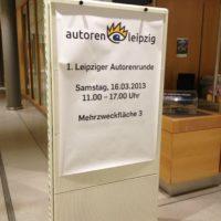 Leipziger Autorenrunde 2013