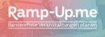 Ramp-Up.me – barrierefreie Veranstaltungen planen