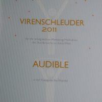 Virenschleuder-Preisverleihung 2011