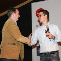 Virenschleuder-Preisverleihung 2014